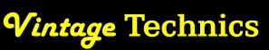 Vintage Technics logo